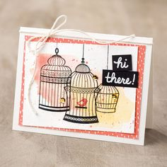 Builder Birdcage Photopolymer Stamp Set by Stampin' Up! Joanne Perry @ www.stampinjo.stampinup.net Canadian Demonstrator