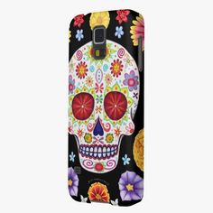 It's cool! This Sugar Skull Samsung Galaxy S5 Case - Colorful! is completely customizable and ready to be personalized or purchased as is. Click and check it out!