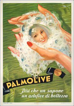 ✔️ Sapone Palmolive 1949
