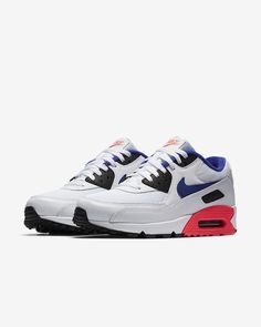 new concept 61cf7 95314 Nike Air Max 90 Essential Men s Shoe 90s Shoes, New Nike Air, Nike Air