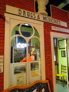 Drug Store by Plain Adventure, via Flickr  - in St. Joseph, MO-
