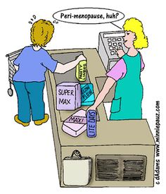 Image detail for -Menopause Cartoons. Humor for the menopausal woman!