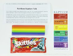 Baptism Rainbow Bookmark I finally created a bookmark that helps children remember the Baptism covenants they make and the promi. When I Am Baptized, Getting Baptized, Baptism Talk, Baptism Gifts, Baptism Covenants Lds, Baptism Themes, Baptism Ideas, Create A Bookmark, Cool Erasers