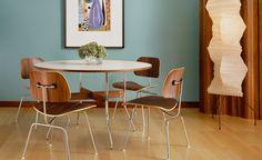 Herman Miller Round Dining Table