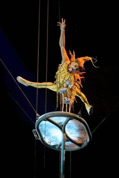 "Cirque du Soleil ""Mystere"""
