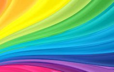 Android Wallpaper Rainbow