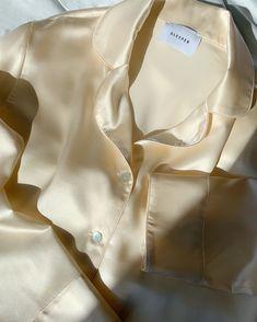 Love Me Tender Silk Pajama Set with Pants Silk Pajamas, Pyjamas, Soirée Pyjama Party, Silk Stockings, Loungewear, Silk Sleepwear, Couture, Pajama Set, Vintage Fashion