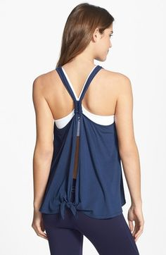 knot back tank - must have!
