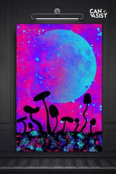 hippie painting ideas 659566307915492743 - Source by daniellefun Alien Painting, Trippy Painting, Neon Painting, Cute Canvas Paintings, Small Canvas Art, Mini Canvas Art, Tinta Neon, Hippie Painting, Psy Art