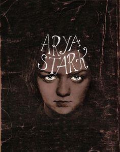 Arya Stark #got #asoiaf