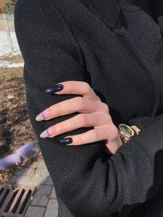 New French Manicure Almond Nails Nailart Ideas – Adela Davis New French Manicure Almond Nails Nailart Ideas 30 Great Stiletto Nail Art Design Ideas 1 Stiletto Nail Art, Cute Acrylic Nails, Cute Nails, Pretty Nails, Coffin Nails, Minimalist Nails, Nail Manicure, Manicures, New French Manicure
