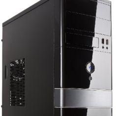 Rosewill Dual-Fan Micro ATX Mini Tower Computer Case RANGER Gaming PC DIY Build