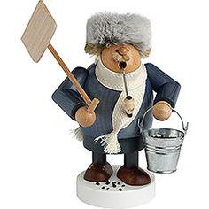 Smoker Snow shoveler  -  19cm / 7 inch