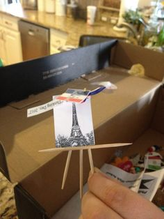 Easel and Painting Swap....Crafty Texas Girls: girl scouts