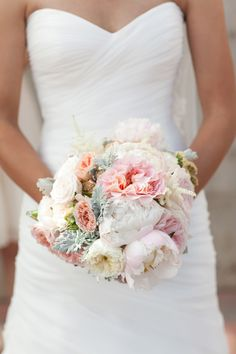 textured wedding bouquet, photo by SheWanders http://ruffledblog.com/modern-new-childrens-museum-wedding #weddingbouquet #flowers
