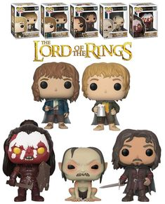 Funko Pop! Movies Lord Of The Rings Bundle (5 POPs) - New, Mint Condition. http://www.supportivepc.com/funko-pop-movies-lord-of-the-rings-bundle-5-pops-n #Funko #FunkoPop #LordOfTheRings #Collectibles