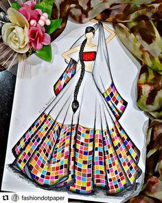 Awesome Art, Cool Art, Illustration, Artist, Instagram, Color, Fashion, Moda, Fashion Styles