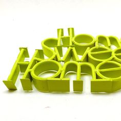lime green Home Decor | home sweet home sign, vintage, lime green, neon decor, typography ...