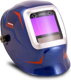 Auto Darkening Welding Mask Helmet Shield - Auto darkening electronic welding helmet Metalmaster 9880 As Auto Darkening Welding Helmets technology advances products inevitably get upgraded. Whilst some items become redundant, others are enhanced. Today we have updated our offering of automatic welding helmets shifting to predominantly digital ADF cartridges across the entire range. The Metalmaster Digital Eliterange of auto welding shields have received a generous viewing w