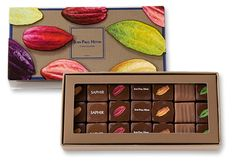 jean-paul hevin. Beautiful and yummy. For all my chocoholics.