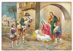 BUON NATALE ANGELI Anges  Engel Nativita' Collino - EUR 1,50. Conservazione: molto buona. Non viaggiata. 273571142715 Holy Night, Holi, Painting, Google, Life, Art, Frases, Nativity Sets, Xmas