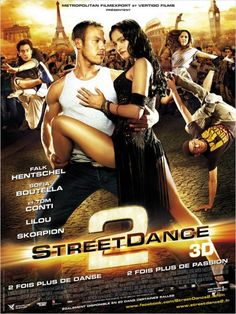 Street Dance 2 $9.99 HD $12.99