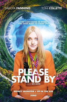 PLEASE STAND BY (2017) > OFFICIAL POSTERS