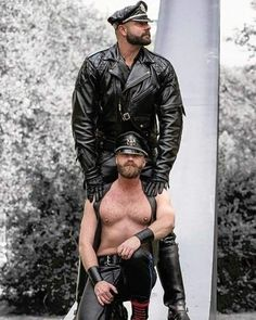 In the event that you are not one of those couples but rather you are feeling inquisitive about porn, it is most likely a smart thought to talk first with your accomplice and watch a collection of. Leather Men, Leather Boots, Black Leather, Leather Jacket, Leather Trousers, Homo, Hot Hunks, Hairy Chest, Hairy Men