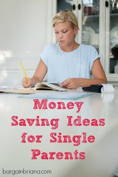 If you are a single parent, money saving ideas becomes a way of living. If you find yourself struggling to make ends meet, here are some great tips! :: Money Saving Ideas for Single Parents