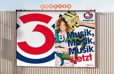 Arbeiten JvM Österreich Chicago Cubs Logo, Radios, Team Logo, Logos, Music, Projects, Logo
