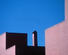 by Franco Fontana / Urban Landscape, Los Angeles, 1990