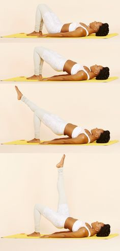 No-equipment Pilates moves for serious results at home