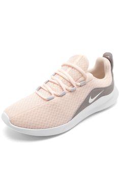 69029c6dd Compre Tênis Nike Sportswear Viale Rosa na Dafiti Brasil. ✓ Frete grátis a  partir de