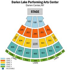 Darien Lake Performing Arts Center Seating Chart 15 Best Gone Too Soon Music Images My Heavy Metal