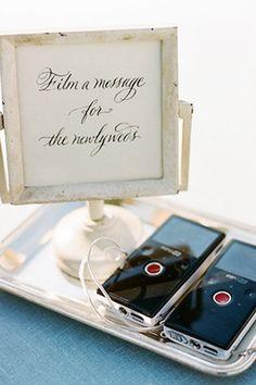 Bridal Guide - Creative Guest Book Ideas