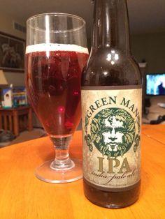 676. Green Man Brewing - IPA