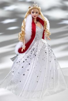 Holiday Celebration™ Barbie® Doll | Barbie Collector: