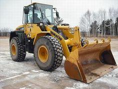 new komatsu wa200 wheel loader | KOMATSU WA200-5