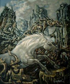 isimsiz. 82x100 cm oil on canvas