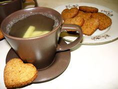 Zázvorové čajové sušienky :: Fitrecepty