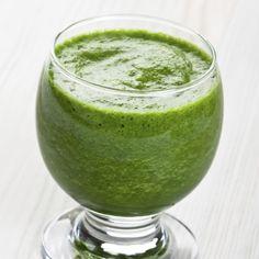 Green Blast for Migraine Relief 1 handful(s) Kale ½ cup(s) Pineapple ½ cup(s) Cucumbers ½ stalk(s) Celery 3 tbsp. Lemon Juice Coconut Water to MAX LINE Ice Cubes