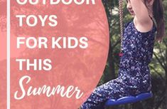 Keep your kids busy and stay sane with these top outdoor toys for kids this summer. You don't want to miss out on these outdoor toys. Best Outdoor Toys, Outdoor Activities For Toddlers, Outdoor Toys For Kids, Infant Activities, Water Balloon Fight, Water Balloons, Toddler Toys, Kids Toys, Outdoor Bowling