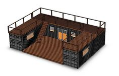 Backcountry Containers - Custom Container Homes