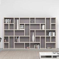 Decorating Slim Wooden Bookcase Small Bookshelf Design Wooden Book Self Design Make the Most o. Large Bookcase, Small Bookshelf, Wooden Bookcase, Wall Bookshelves, Bookcases, Wall Shelves, Shelving, Bookshelf Ideas, Corner Shelves