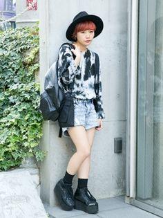原宿ファッションストリート Harajuku Kawaii Fashion