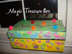 Homemaking Fun: Magic Treasure Box (St. Patrick's Day)