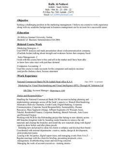 wael fatehi resume httpwwwjobresumewebsitewael - Professional Resume For College Student