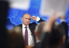 Putin's epic annual news conference, condensed