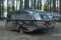 I love you, vintage camper.