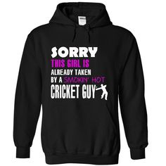 This girl is taken by a Cricket Guy